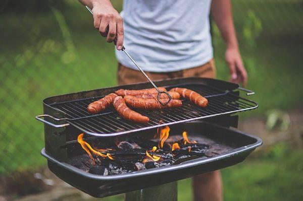 mi piace il barbecue