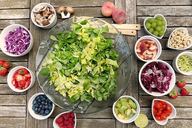 cibo per chi fa vita sedentaria